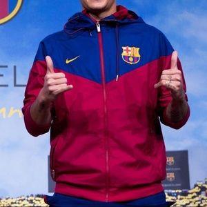 Barcelona jacket